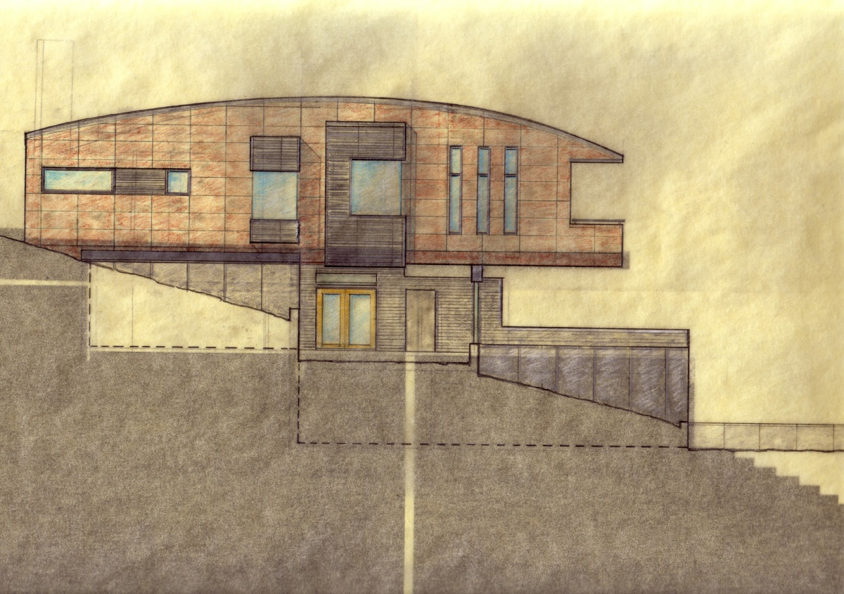 Elevation/Section Study